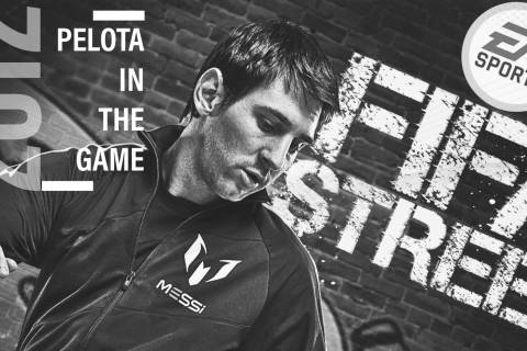 2012 | Pelota in FIFA Street