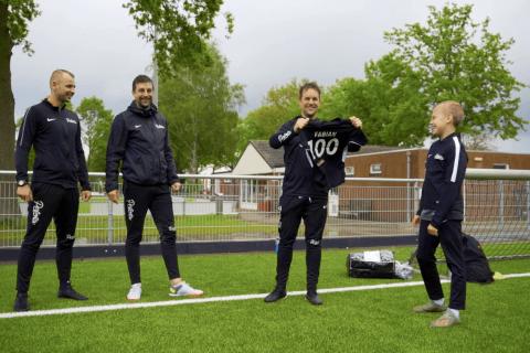 Prive Voetbal Techniektraining