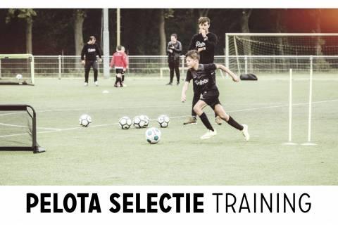 Pelota Selectie Training